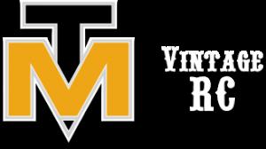 TM Vintage RC logo